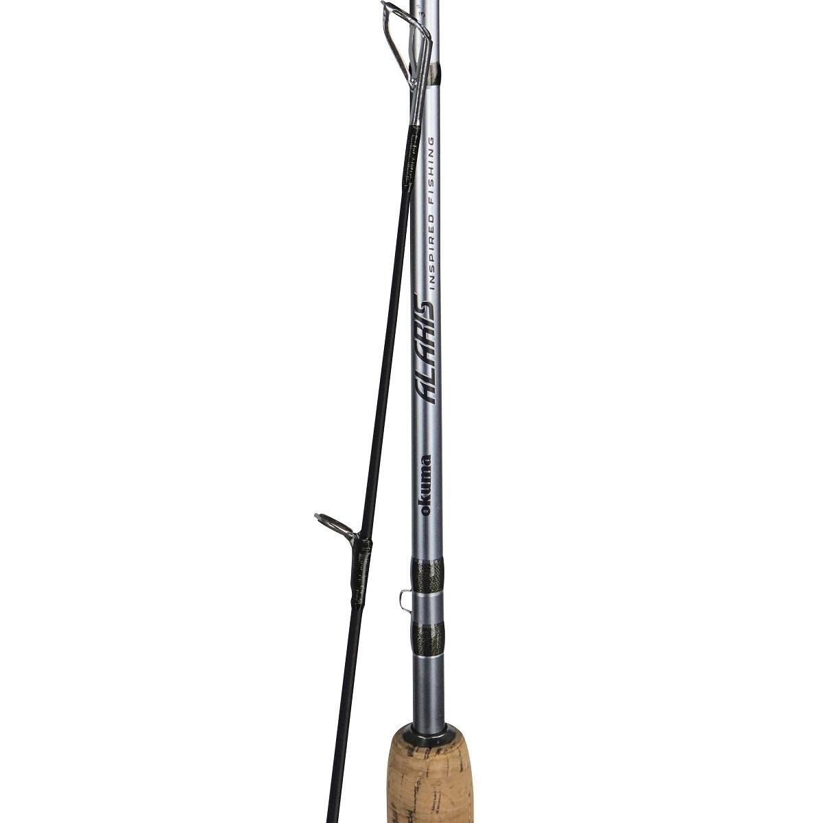 Alaris rod 2018 new okuma fishing rods and reels for Okuma fishing rods