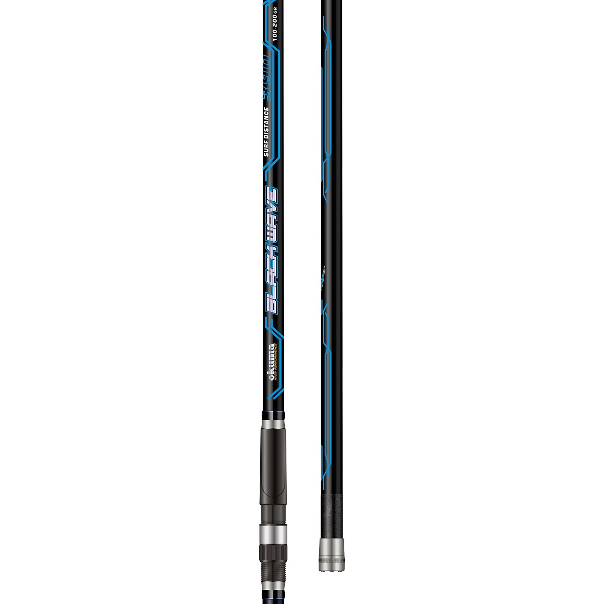 Black Wave Surf Rod - Black Wave Surf Rod