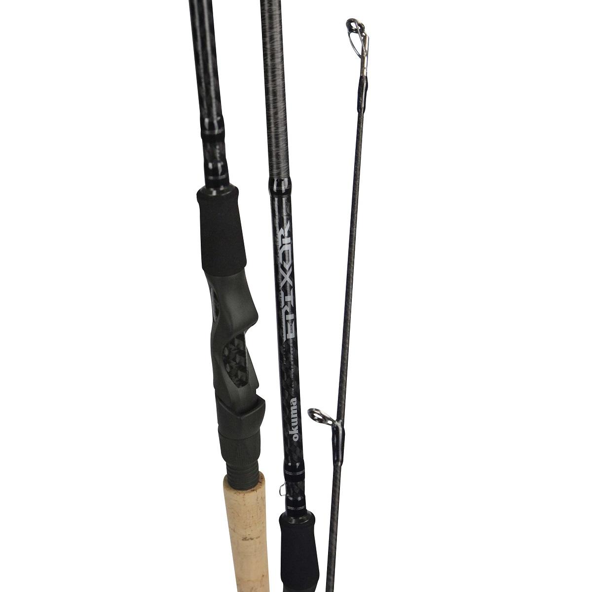 Epixor rod 2018 new okuma fishing rods and reels for Okuma fishing rods