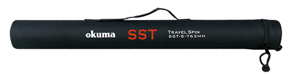 Travel rod tube