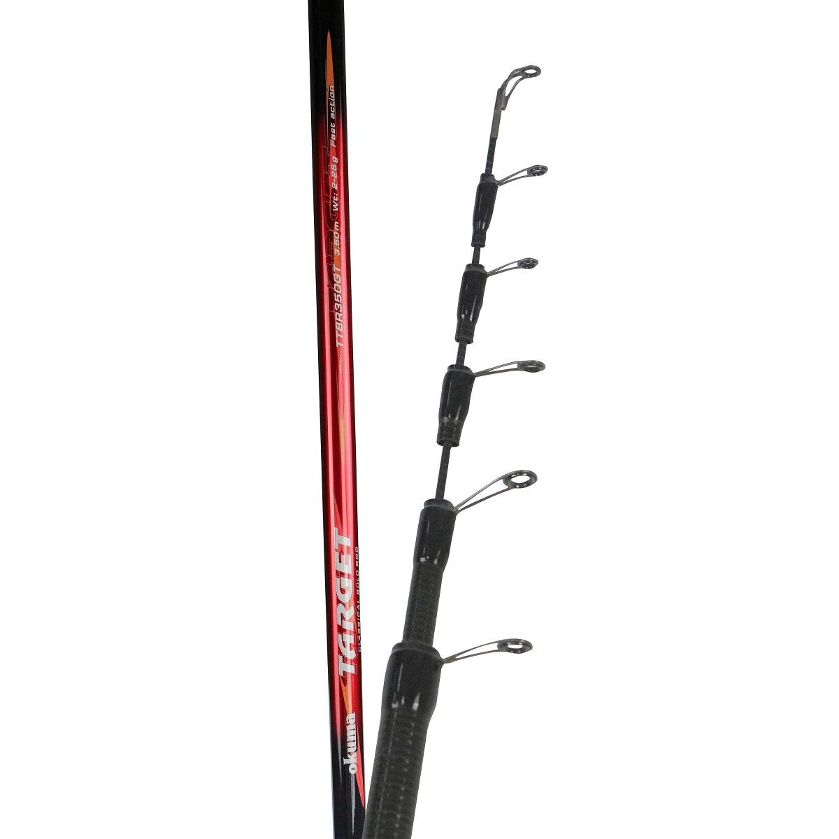 Int int 2018 new okuma fishing i tamburi okuma for Target fishing pole