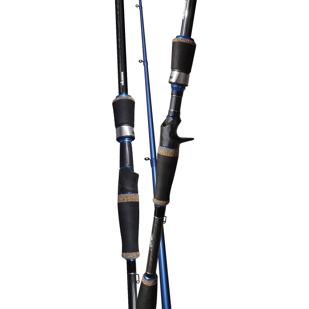 Tcs rod okuma fishing rods and reels okuma fishing for Okuma fishing rods