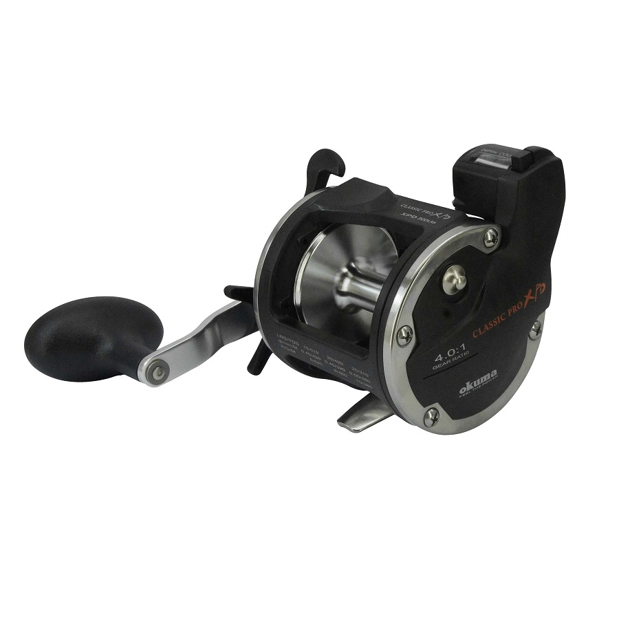 Classic Pro XPD Line Counter Reel - Classic Pro XPD Line Counter Reel