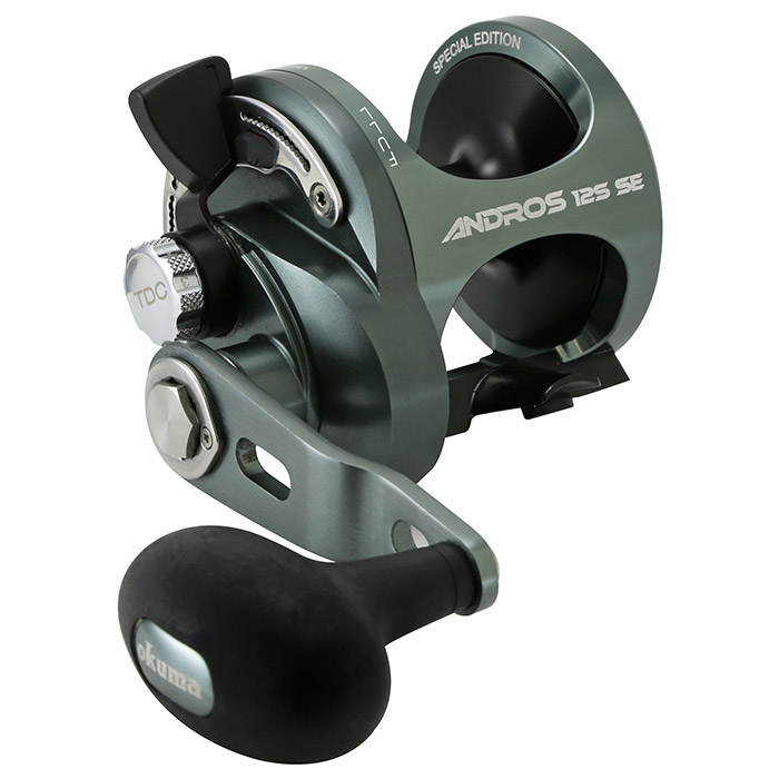 Andros Special Edition Lever Drag Reel - Andros Special Edition