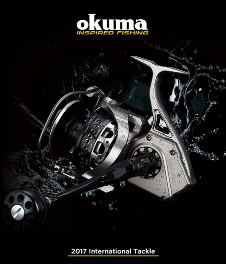 E-Catalog - OKUMA 2017 International Tackle