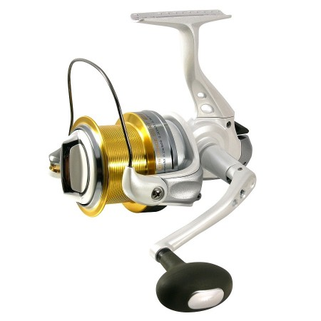 Distance Spinning Reel Moulinet - Distance Spinning Reel Moulinet