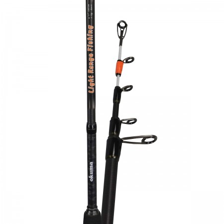 Light Range Angeln Tele Spin Rod (2018 NEU) - Light Range Angeln Tele Spin Rod