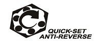Quick-Set Anti-Reverse