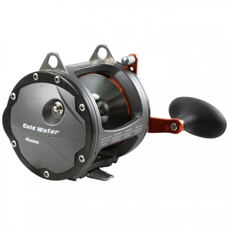 Cold Water Wire Line Star Drag Reel - Cold Water Star Drag Reel