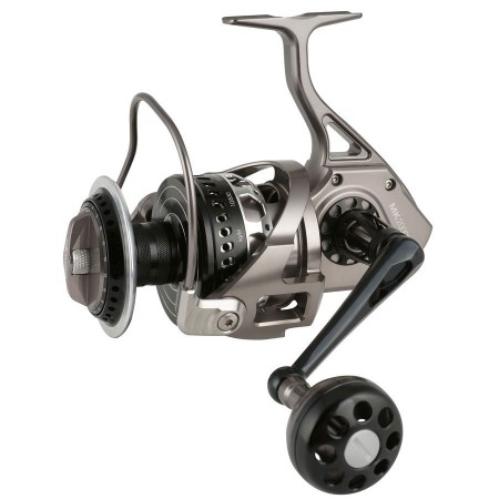 Fishing rods and reels spinning reels 2017 new for Okuma fishing reels