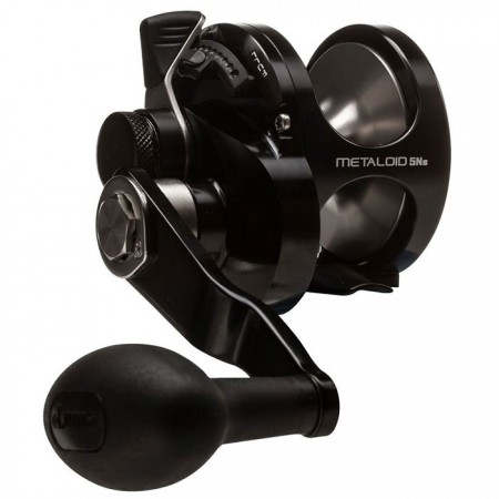 Metaloid Levier Drag Reel - Metaloid Levier Drag Reel