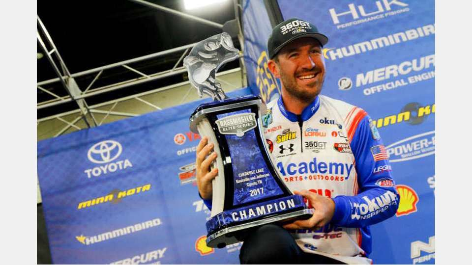 Staf pro berita jacob wheeler okuma fishing berita dan for Fishing pro staff
